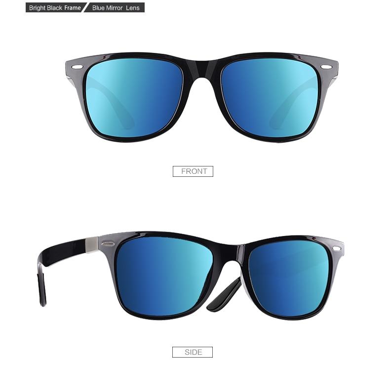 Wayfarer sunglasses for women